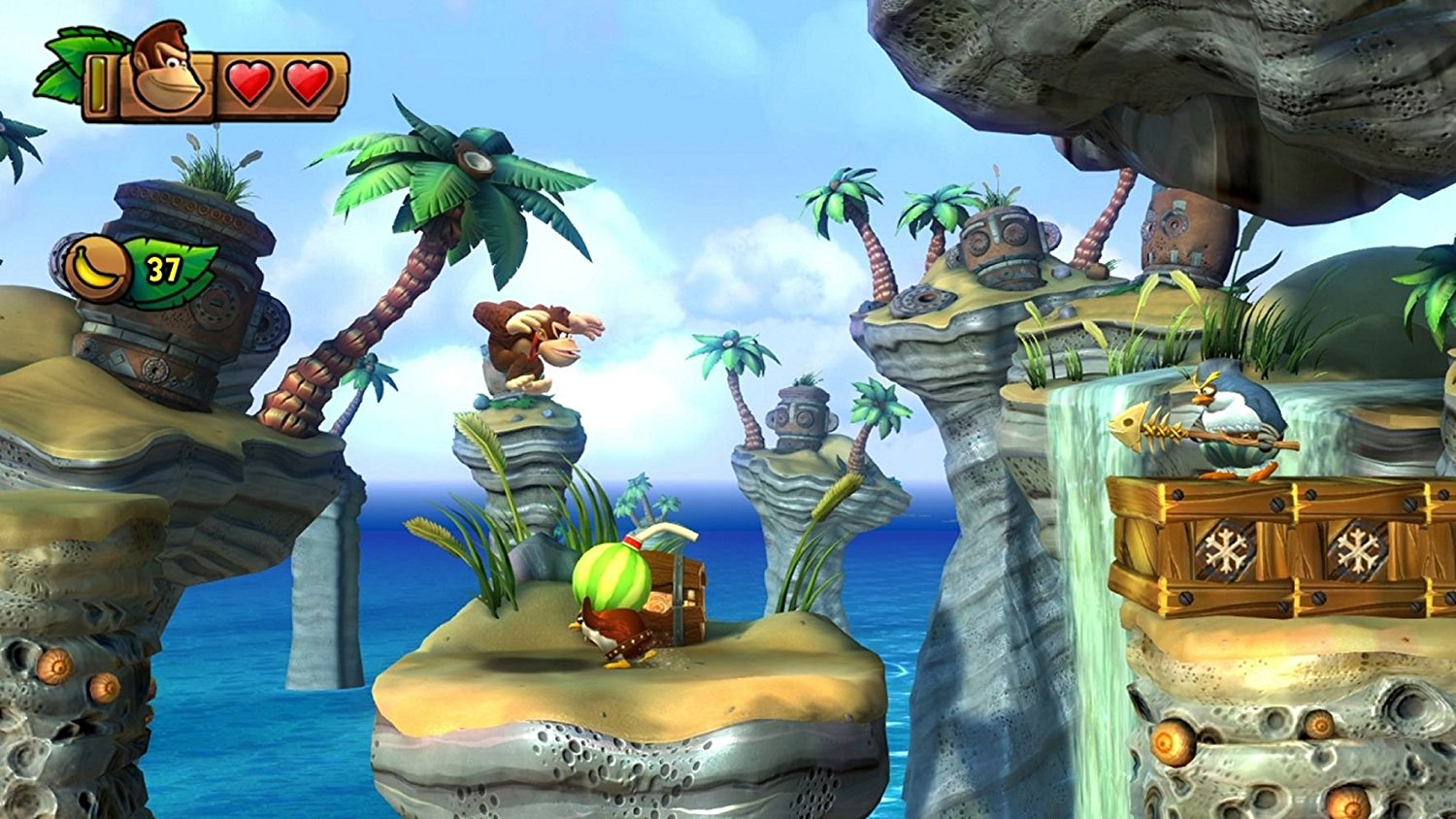 Donkey Kong Country Tropical Freeze Gameplay Screenshot.jpg